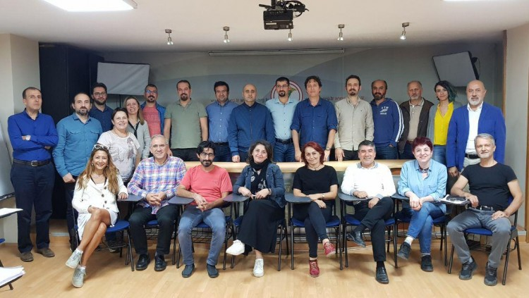TTB Aile Hekimliği Kol Toplantısı Ankara'da Şanlıurfa Tabip Odasının Katılımı İle Gerçekleştirildi.