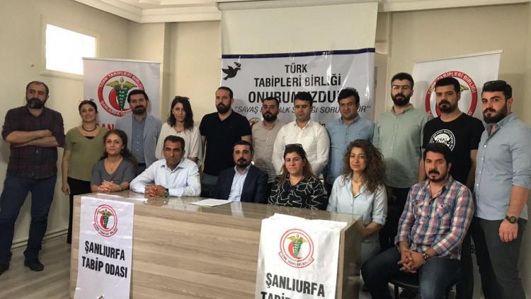 Türk Tabipler Birliği Merkez Konseyi Onurumuzdur