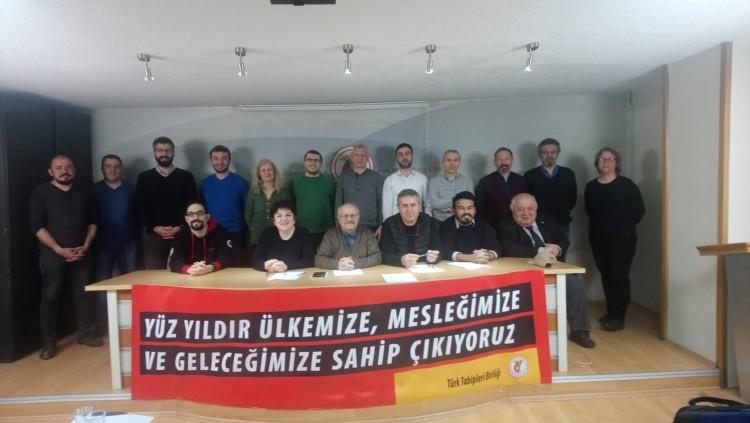 TTB Pratisyen Hekimliği Kol Toplantısı Ankara'da Şanlıurfa Tabip Odasının Katılımı İle Gerçekleştirildi.