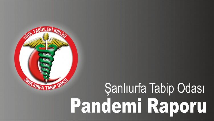 Şanlıurfa Tabip Odası Pandemi Raporu
